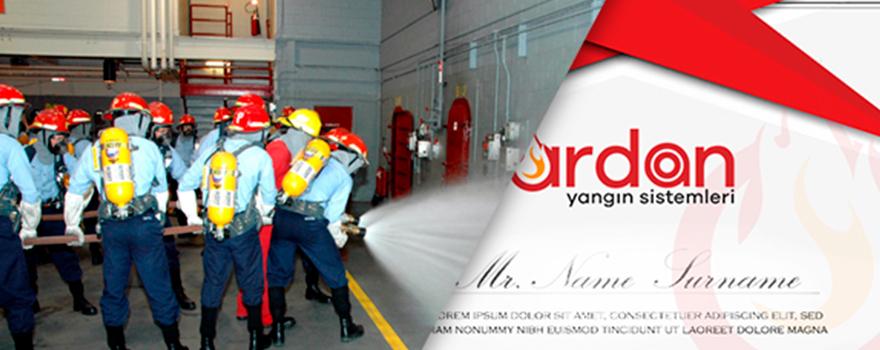 Yangın Tatbikatı Eğitimleri ve Sertifikası